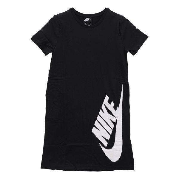 ae83f4cf4 (Nike) NIKE kids girls Nike Sportswear T-shirt dress children's clothes ...