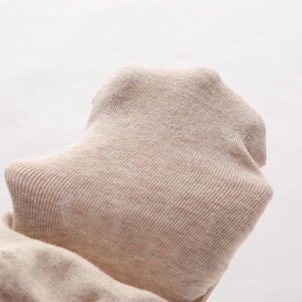 【お買い物マラソン・15%OFF】【メール便(5)】 (ココピタ)KOKOPITA 脱げないココピタ フットカバー 浅履き 綿混 レディース