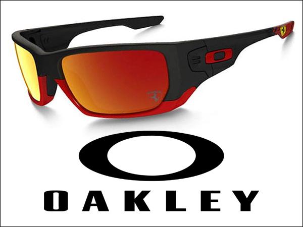 【USA正規品】OAKLEY/オークリーSPECIAL EDITION FERRARI STYLE SWITCH【9194-24】