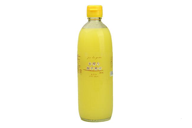 愛媛県西予市産の柚子をひとつひとつ生絞りした完全無添加の柚子果汁です 100%生絞り 大好評です 低価格 愛媛県西予市産柚子使用 柚子果汁500ml