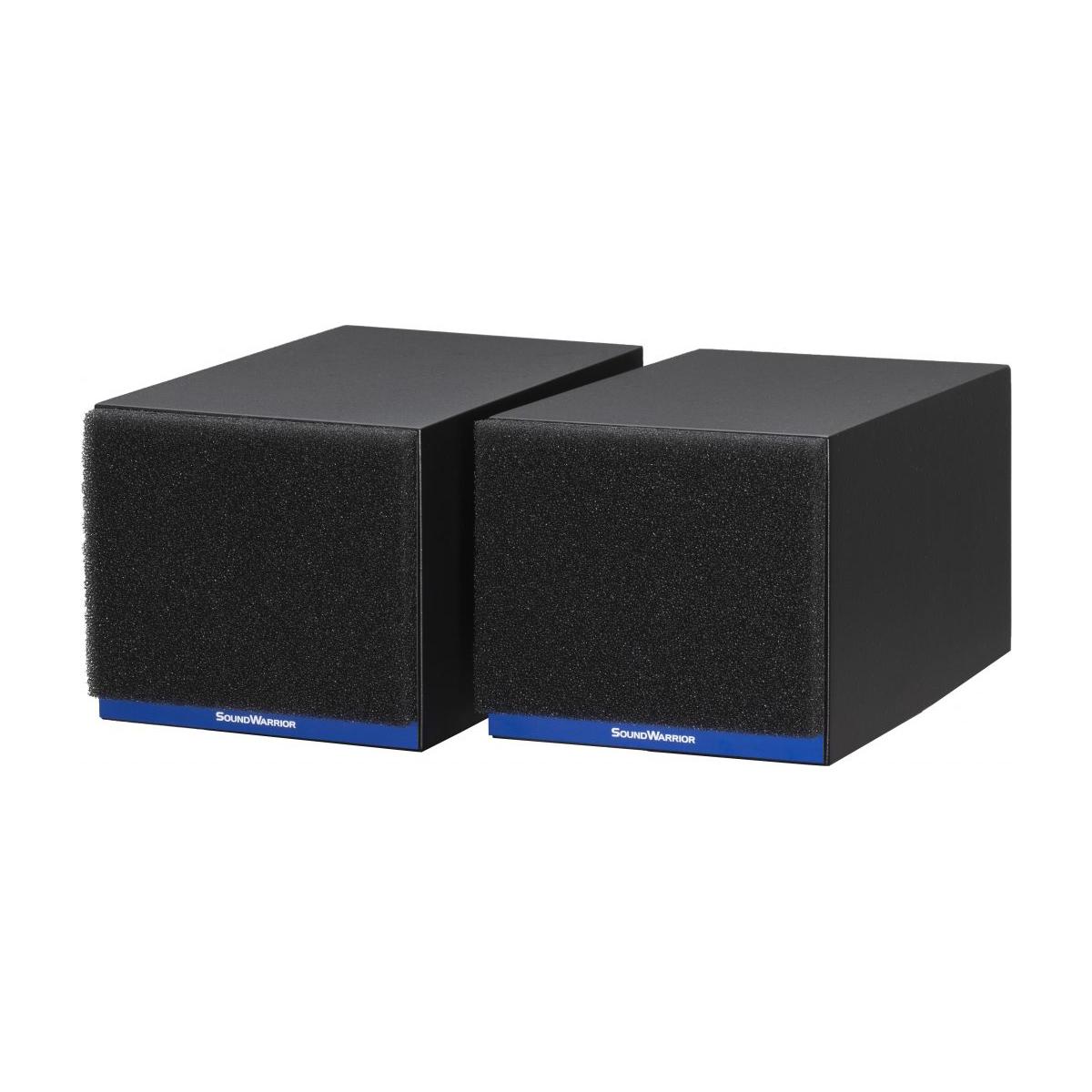 フルレンジ バスレフ型 スピーカー SWL-SA1 | 高音質 広帯域 良質 低音 ウーファー コンパクト オーディオ SOUND WARRIOR サウンドウォーリア 日本製 プレゼント お祝い 新生活 品物 ギフト おすすめ