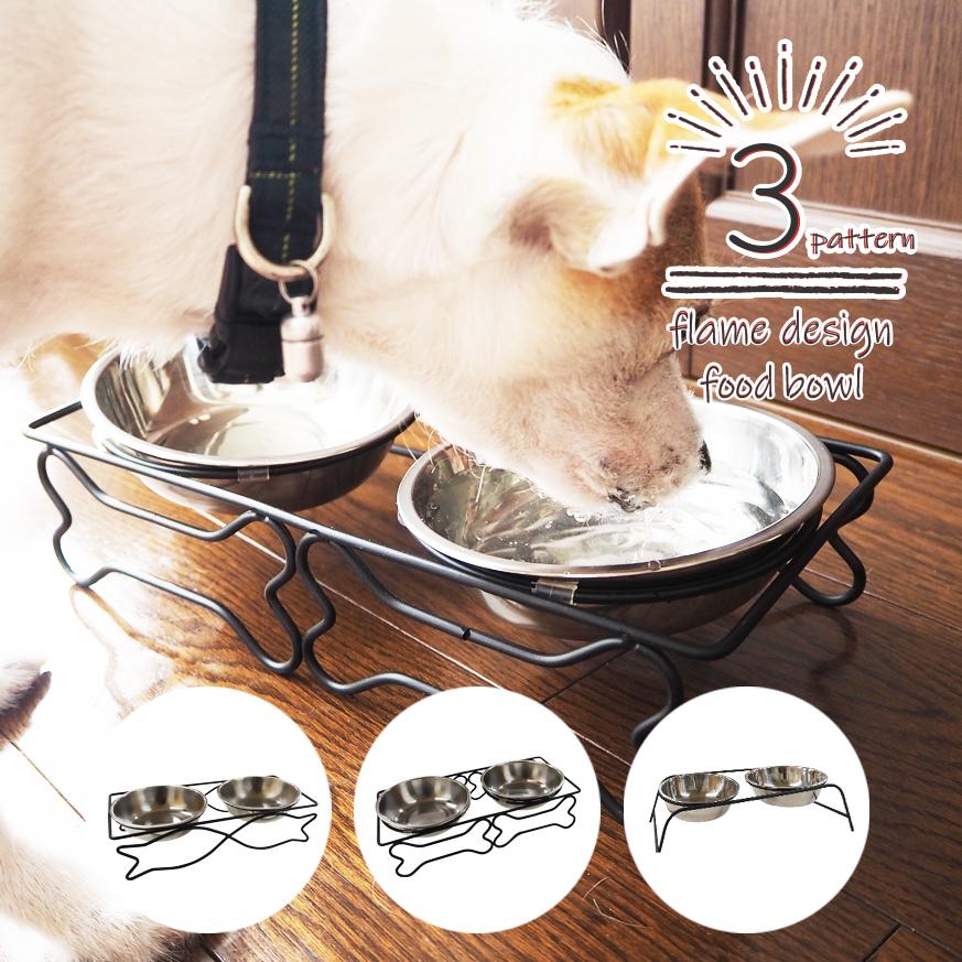 適度な高さがありワンちゃん ねこちゃんが楽な姿勢で食べられるステンレスのフードボウル付きフードスタンド インテリアの邪魔をしないシンプルでおしゃれな食器台です 犬猫餌台 最大1500円クーポン配布中 犬用 猫用 食器台 ビンテージ風 当店は最高な サービスを提供します ダブル ステンレス フードボウル フードボール フードスタンド 犬用猫用 かわいい えさ入れ エサ入れ おしゃれ ドッグフード入れ 餌入れ ご飯台 エサ台 食器スタンド 食事台 えさ台 水入れ 新色追加して再販 ペット用