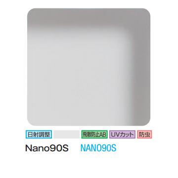 3M Nano90S NANO90S 1016mm幅×30m/窓ガラスフィルム/ティント/日射調整/遮熱/飛散防止/UVカット/防虫/ハードコート