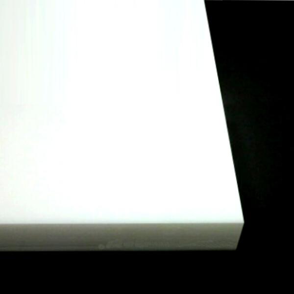 信頼できる国産アクリル板の透明板 カラー透明板 艶けし板 パール板 カラー板 紫外線カット板多品種掲載 日本製 お得 アクリル板 レビューを書けば送料当店負担 白 厚み20mm 糸面取り仕上 レーザーカット可 手を切る事はありません 縮小カット1枚無料 キャスト板 300X450mm カンナ