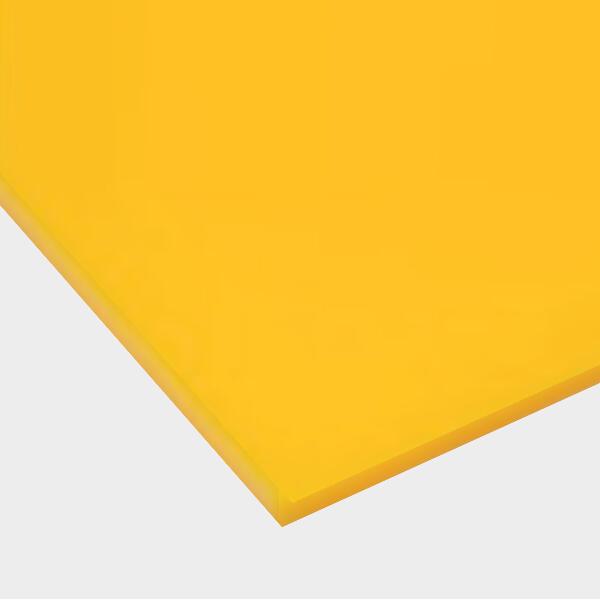 お得クーポン発行中 信頼できる国産アクリル板の透明板 カラー透明板 艶けし板 1年保証 パール板 カラー板 紫外線カット板多品種掲載 日本製 アクリル板 900X900mm 厚み5mm 縮小カット1枚無料 エッジで手を切る事はなし 糸面取り仕上 キャスト板 クロームイエロー