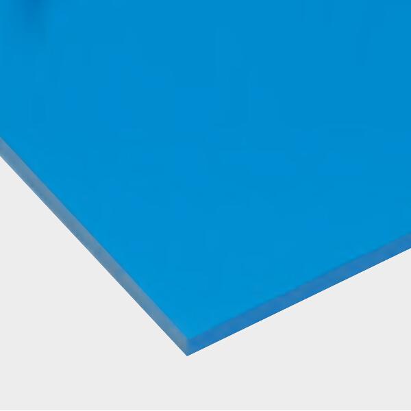 日本製 アクリル板 ブルー (キャスト板) 厚み 5mm 450×1100mm ★縮小カット1枚無料 カンナ・糸面取り仕上★ 在庫がある場合、当日~翌日出荷 (休業日を除く)