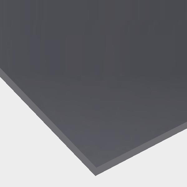 信頼できる国産アクリル板の透明板 カラー透明板 艶けし板 パール板 正規品送料無料 カラー板 紫外線カット板多品種掲載 日本製 アクリル板 ダークグレー片面マット 450X450mm 厚み5mm カンナ 手を切る事はありません 縮小カット1枚無料 マーケット 艶けし 糸面取り仕上 キャスト板