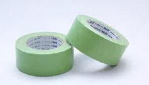 古藤工業 布養生テープ No.802 (黄土・ライトグリーン)幅25mm×長さ25m×厚さ0.29mm 60巻入×3ケース(HK)