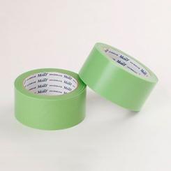古藤工業 養生テープ No.821 らくらく養生II (ライトグリーン)幅48mm×長さ25m×厚さ0.134mm 5ケース(30巻入×5ケース)(HK)