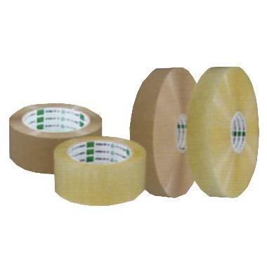 オカモト OPPテープ No.353 クリーム巾48mm×長さ50m×厚さ0.063mm 5ケース(50巻入×5ケース)(HA)