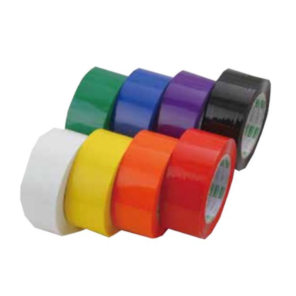 オカモト OPPテープカラー No.333C 巾38mm×長さ100m×厚さ0.053mm (60巻入)【ケース売り】(HA)