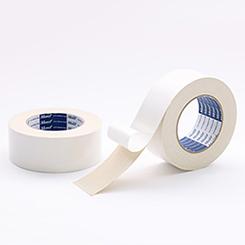古藤工業 布両面テープ W-501(白) 幅50mm×長さ15m×厚さ0.40mm (30巻入)【ケース売り】(HK)