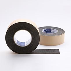 古藤工業 片面防水気密テープ No.401 (黒)幅100mm×長さ20m×厚さ0.50mm 3ケース(8巻入×3ケース)(HK)