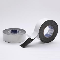 古藤工業 両面防水気密テープ W-513 (黒)幅50mm×長さ20m×厚さ0.50mm 5ケース(16巻入×5ケース)(HK)