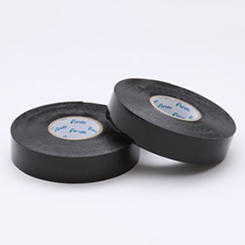 古藤工業 自己融着性絶縁テープ(粘着性ポリエチレンテープ) H-520 (黒)幅20mm×長さ10m×厚さ0.50mm 3ケース(100巻入×3ケース)(HK)