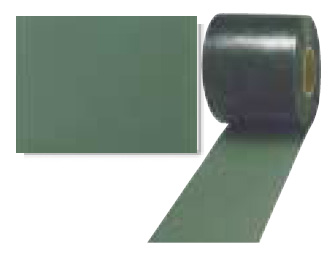 《法人様宛限定》アキレス ミエール スモーク制電 のれん式ビニールカーテン(リブ無し) 厚み3mm×幅300mm×長さ30m巻