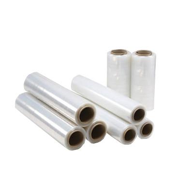 「ストレッチフィルム RIN 紙管サイズ3インチ幅500mm×長さ450m×厚さ14μ 5ケース(6巻入×5ケース)(HY)