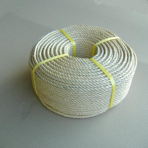 マニラ麻ロープ 8mm径×約200m巻 1巻