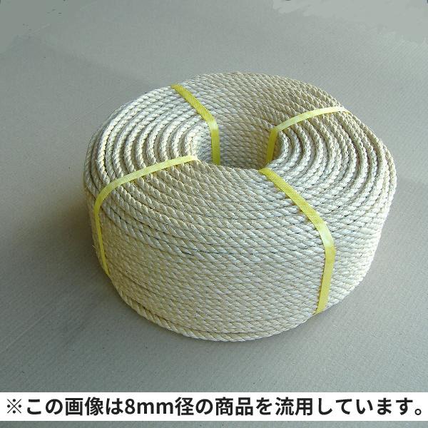 マニラ麻ロープ 50mm径×約200m巻 1巻