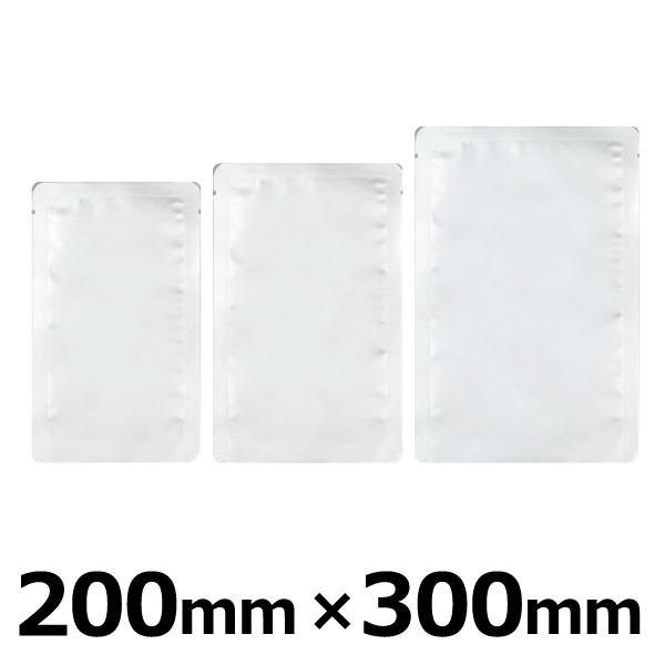 明和産商 バリアー性レトルト用(130℃)アルミ三方袋HAタイプ HA-2030H200mm×300mm 1ケース1000枚入