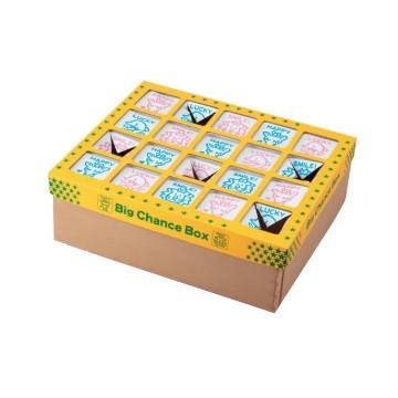 おもちゃBigチャンスボックス(60名様用)