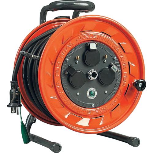 ハタヤ AP型 単相100V型コードリール 3.5スケア電線 30m アース付 《発注単位:1台》(OB)