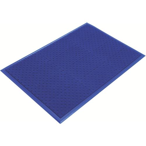 ミヅシマ エルバーマット ブルー 660×960mm 《発注単位:1枚》(OB)