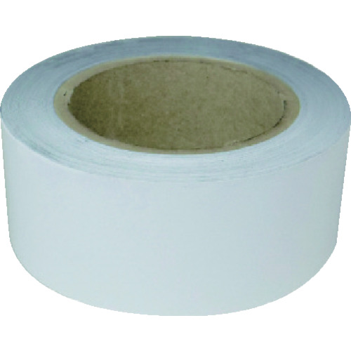 新富士 業務用超強力ラインテープ 白(幅50MM×長さ20M) 《発注単位:1巻》(OB)