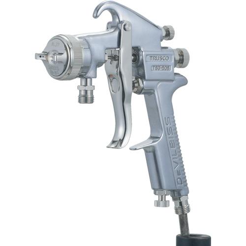スプレーガン 塗装 ペイント DIY 圧送式 ノズル スプレーガン圧送式 TRUSCO OB 1.4mm 新品 《発注単位:1台》 ノズル径Φ1.4 期間限定送料無料