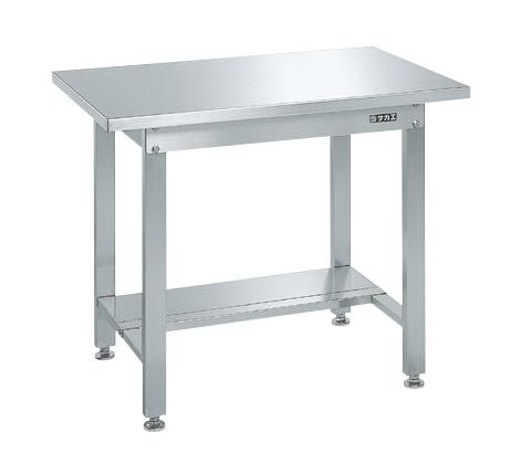 ステンレス作業台・中板1枚付 SUS3-096TN