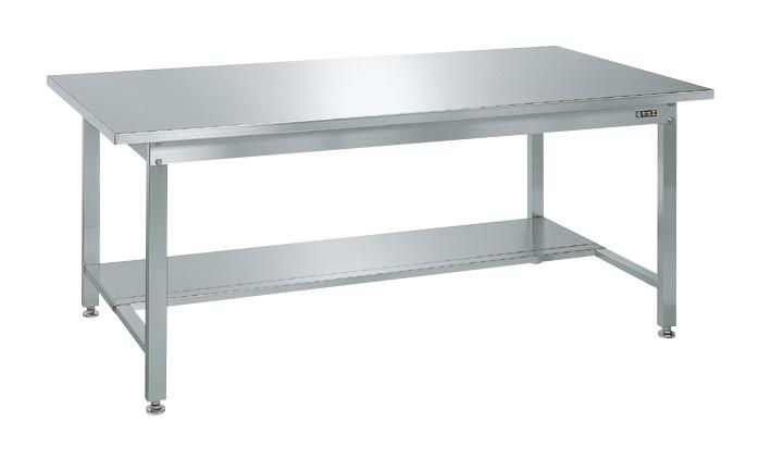 ステンレス作業台・中板1枚付 SUS4-189TN