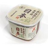 有機みそ日本 は大豆10キロに対して米が8キロとなっており 他の味噌より大豆の香りが強い傾向にあります 着後レビューで 送料無料 大豆の風味が香るお味噌国産みそ日本600gマルカワみそ伝統のレシピで仕込んだ辛口みそ 5☆大好評 生味噌 天然醸造