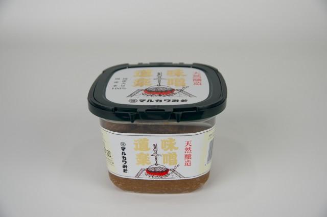 セール特価 初回限定 麹を15割使った甘口でまろやかな味噌道楽 マルカワみそで30年以上愛され続けている甘口みそ 味噌道楽600g