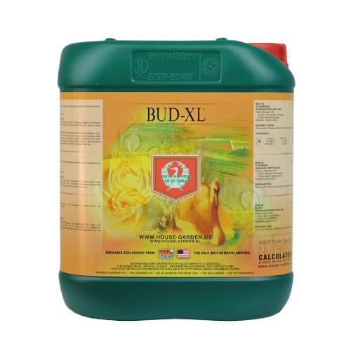House&Garden Bud XL 5L トップレベルの品質を誇る開花・結実促進剤