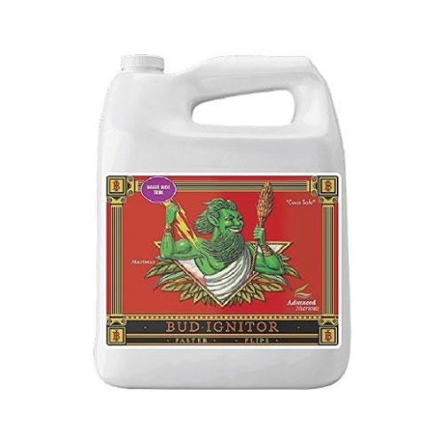 【返品不可】 開花ブースト:水耕栽培の自然緑商事 Bud Ignitor(バドイグナイター 4L-ガーデニング・農業
