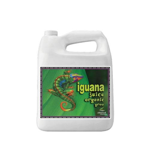 Iguana Juice Organic Grow4L 土壌用オーガニック肥料(生長期)