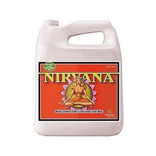 AdvancedNutrientsのNirvana ニルバーナ は花や実のサイズと品質を最大限に引き出す100%オーガニックの開花促進剤 開花促進剤 Nirvana 訳ありセール 格安 迅速な対応で商品をお届け致します 4L