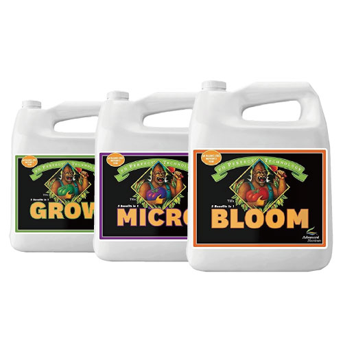 pH Perfect 4L 3本セット 水耕栽培用液体肥料