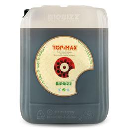 有機肥料 BioBizz バイオビズのTOP・MAX トップマックス 5L  Organic Nutrients