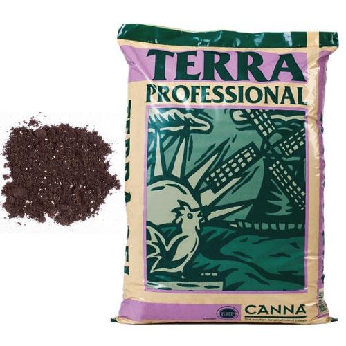 キャナ テラ プロフェッショナル培土は 最高品質のピートモスをメイン原料にパーライトなどをブレンドしたオーガニックベースの培土です 大幅にプライスダウン Canna Terra Soil Organic 50L オーガニックベースの培土 Professional 交換無料
