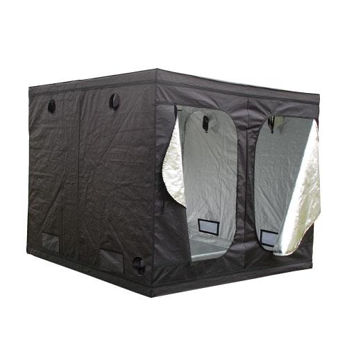 In door Grow Tent 240×240×200cm 高性能グロウボックス