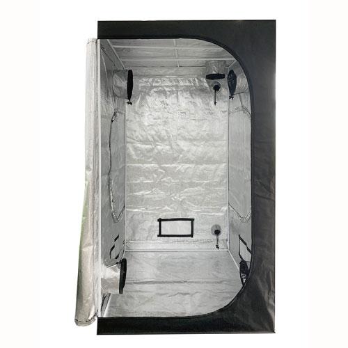 In door Grow Tent 高性能グロウボックス インドアグロウテント NEW は窓が大きく開き作業するにも最適です 送料0円 90×90×180cm