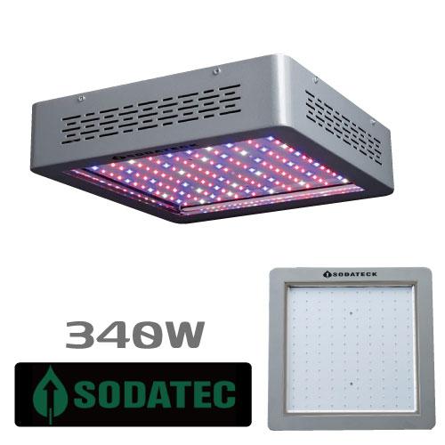 植物育成ライト/水耕栽培 LED 送料込[SodaTeck ソダテック LED ウルトラ 340W] Grow LED Lighting