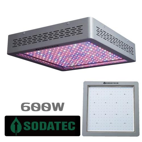 植物育成ライト[ソダテック LED ウルトラ 600W]送料込/水耕栽培 LED/植物育成灯 Grow LED Lighting
