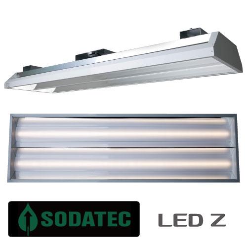 植物育成 LED ライト Sodateck ソダテック LED Z 3500K 送料無料 Grow LED Lighting