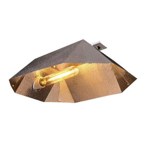 【植物育成ライト用 リフレクター】SODATECK Parabolic Grow Light Reflectors パラボラ型リフレクター 水耕栽培