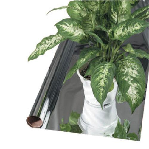 植物育成 LED ライトの光を反射させる両面 Mylar Film 30mミラーフィルム