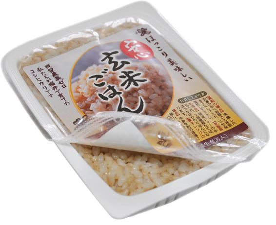 レトルト玄米 160g 1ヶ月分(30食分の価格で31食)温めるだけでモチモチ香ばしい玄米が!一人暮らしの方へ特にお勧め!30食分で1食分おまけ 05P09Jul16