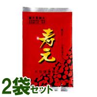 【送料無料】黒大豆寿元お徳用(600g)【2袋セット】【ジュゲン】