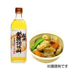 市場 即納 ☆ 純米発酵調味料 500ml マルシマ パッケージリニューアル予定